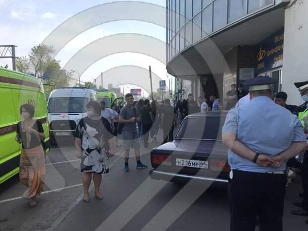 Четырех пешеходов в Москве сбил 17-летний дрифтер без прав