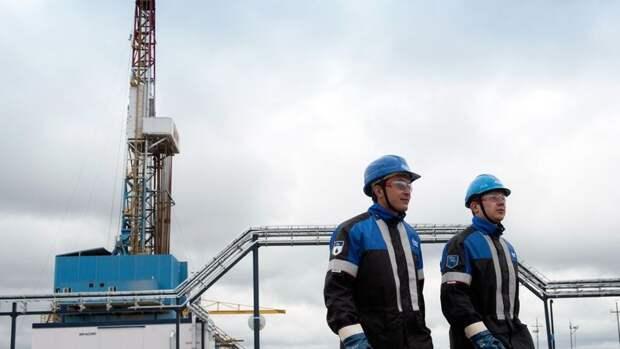 На123% восполнила запасы углеводородов «Газпром нефть»