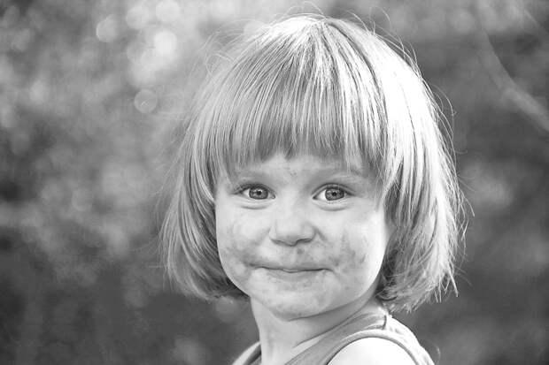Детства моего чистые глазенки