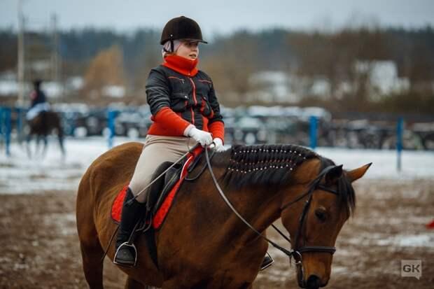Открытые соревнования по выездке на лошадях устроят в конном клубе «Pradar» на севере Москвы