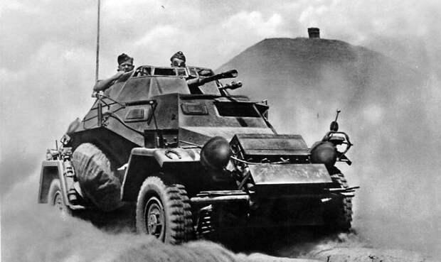 Бизнес и ничего лишнего: как автомобильные компании Германии работали на вермахт