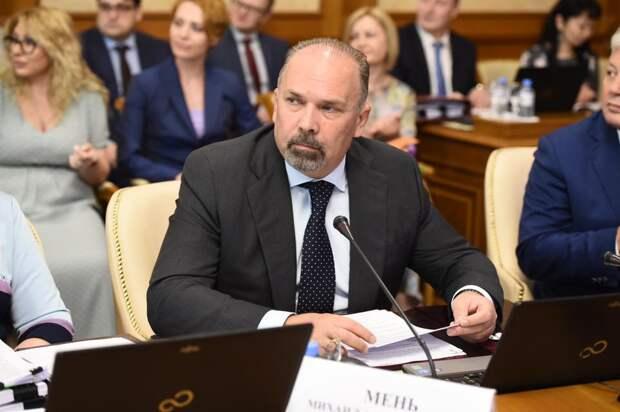 Михаила Меня задержали на 48 часов