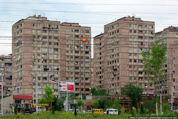 Yerevan01 Фотопрогулка по Еревану