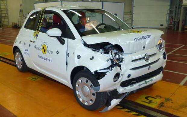 Итальянские страсти: неутешительные итоги новых краш-тестов Euro NCAP