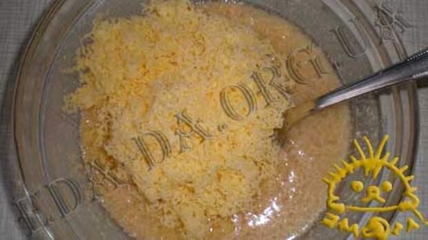 Кулинарные рецепты блюд с фото - Закусочные томатные блинчики с печенью трески, пошаговое фото 10