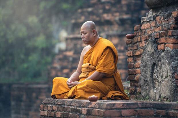 Практика тибетских монахов может помочь с дальними космическими полётами