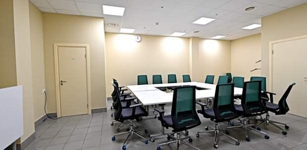Торгово-офисный комплекс с медицинским центром появится в районе Дорогомилово