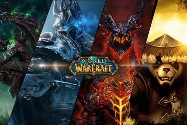 World of Warcraft полная колекция Легендарного оружия