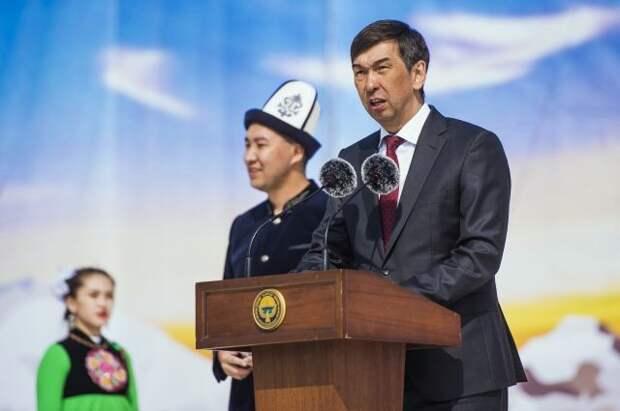 Бывший мэр Бишкека задержан по подозрению в коррупции