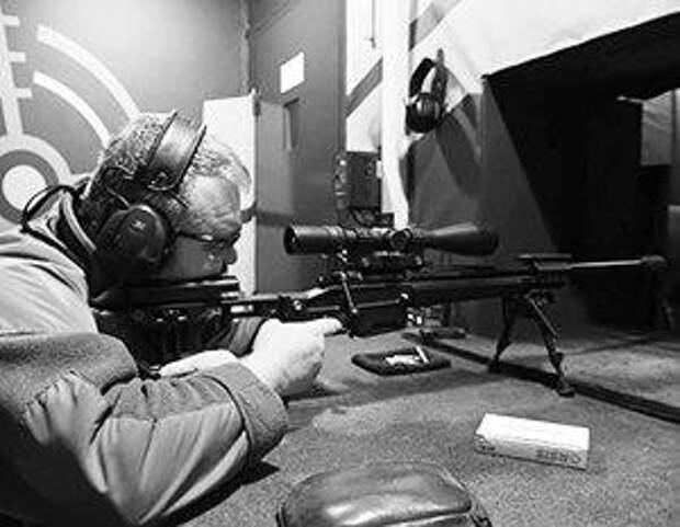 Россия занимает лидирующие позиции в разработке снайперского оружия