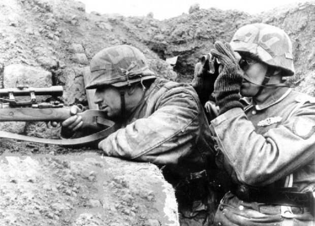 10 легендарных Снайперов Второй мировой войны