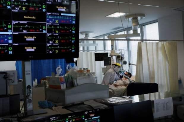 Более 721 тыс. случаев COVID-19 выявили в мире за сутки