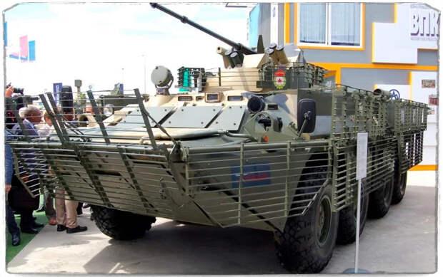 Россия получит крупную партию новой бронетехники в 2021 году