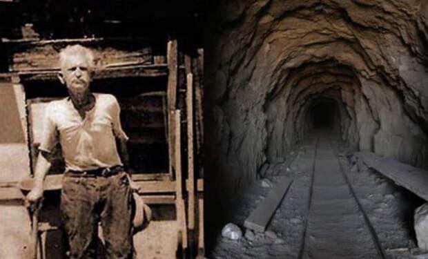 Более 30 лет мужчина копал под пустыней тоннель: ученые спустились вниз и изучили следы работы одного человека
