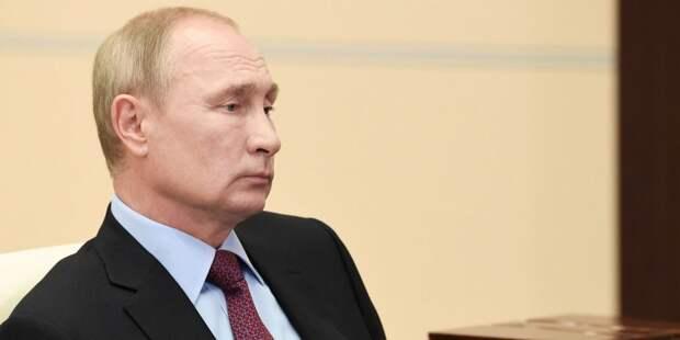 «Их заманили». Путин назвал задержание боевиков ЧВК Вагнера в Беларуси «акцией спецслужб» Украины и США