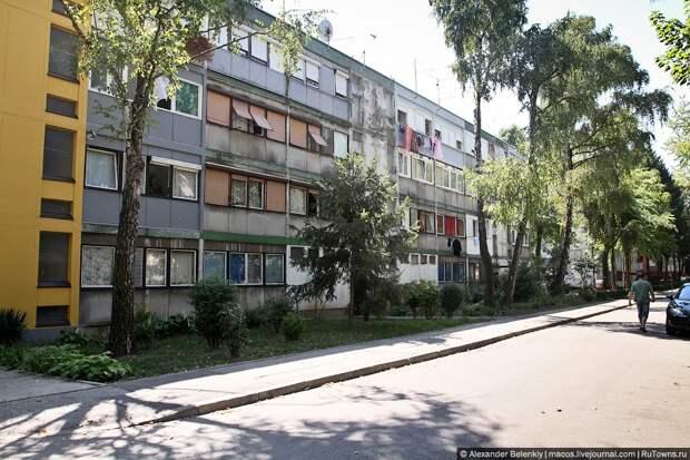 Загреб - город, в котором хочется жить