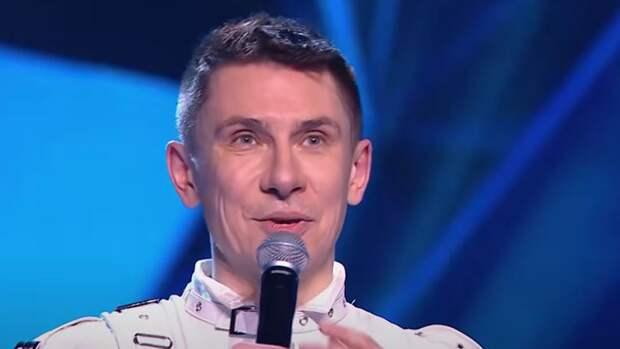 """Финалист шоу """"Маска"""" Батрутдинов показал поклонникам не вышедший в эфир номер"""