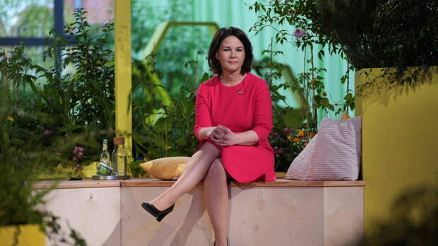 Партия «Зелёных» избрала Анналену Бэрбок кандидатом в канцлеры