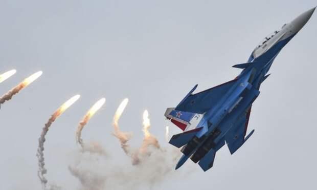 «Ракет хватит на все три»: Намёк русского аса французы поняли без слов