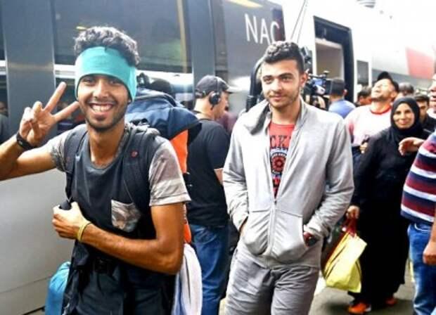 Вопрос беженцев Европа решить не может. Поэтому будет решать русский вопрос