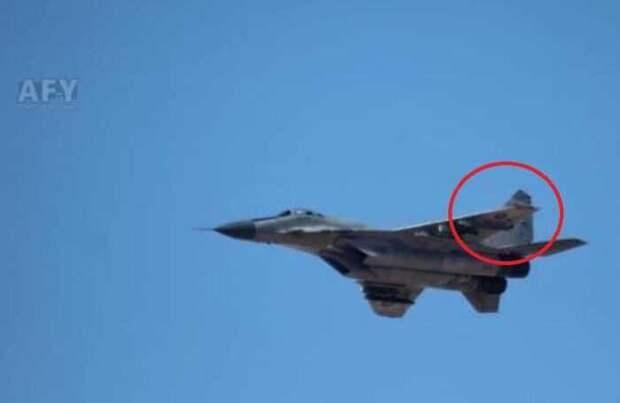 Необычные «российские» МиГ-29 над Ливией, наконец, разоблачены