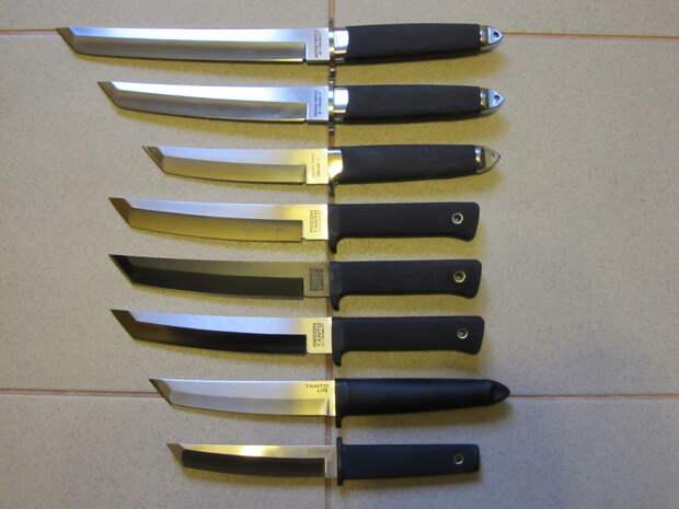 Танто – классический японский нож или короткий меч