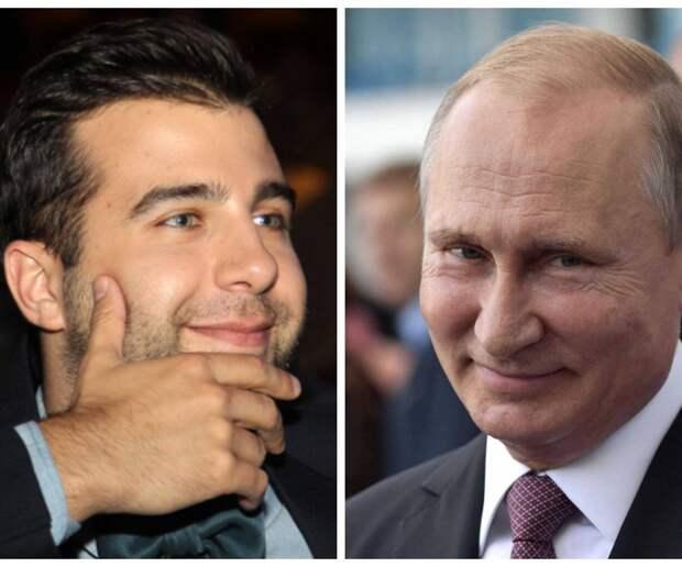 Иван Ургант наглядно объяснил, почему Байден назвал Трампа «щенком Путина»