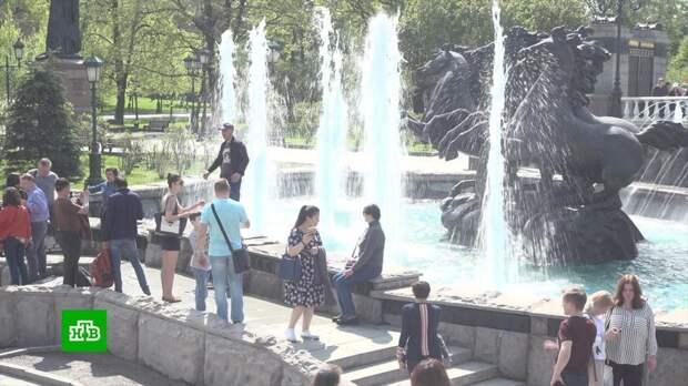 Парковка в Москве будет бесплатной на майские праздники
