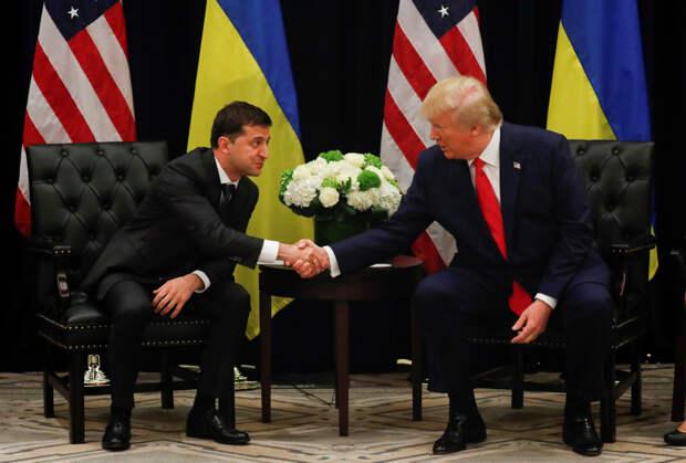 Трамп и импичмент: особенности украинского дела