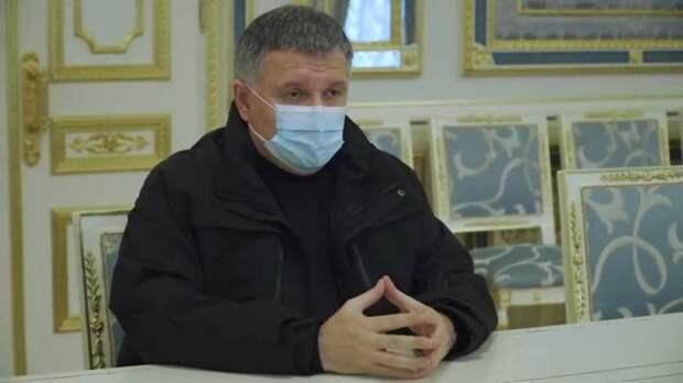 Американцы уволили «непотопляемого» министра МВД Украины Арсена Авакова?