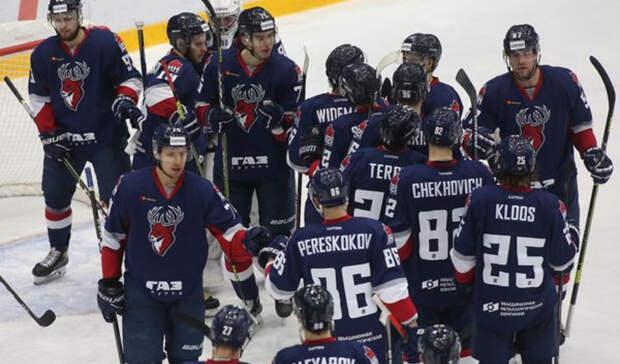 Платить надо вовремя: суд взыскал снижегородского ХК«Торпедо» 1млн рублей