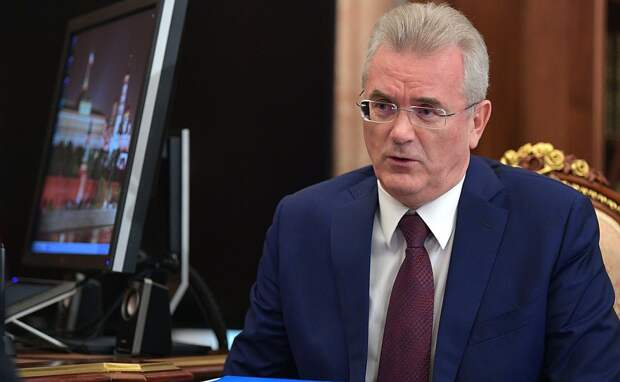 Губернатор Пензенской области задержан по делу о крупной взятке