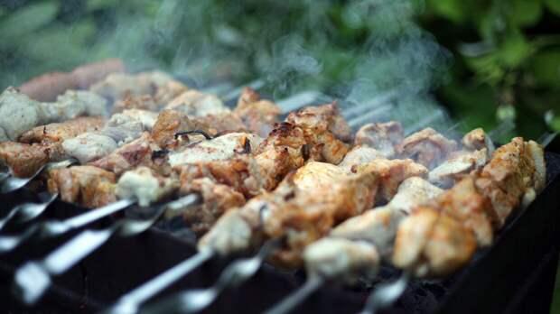 Диетолог Пристанский рассказал, как уберечься от переедания на шашлыках