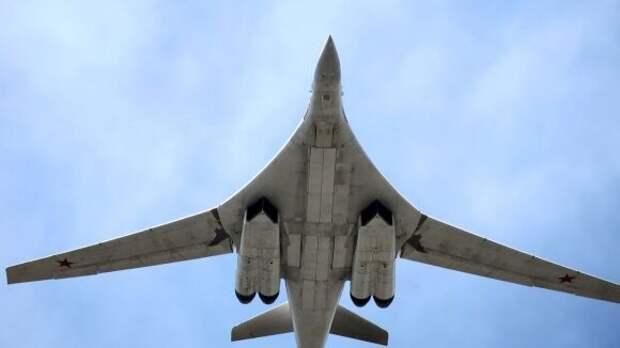 Ростех раскрыл тайну белого окраса у ракетоносцев Ту-160