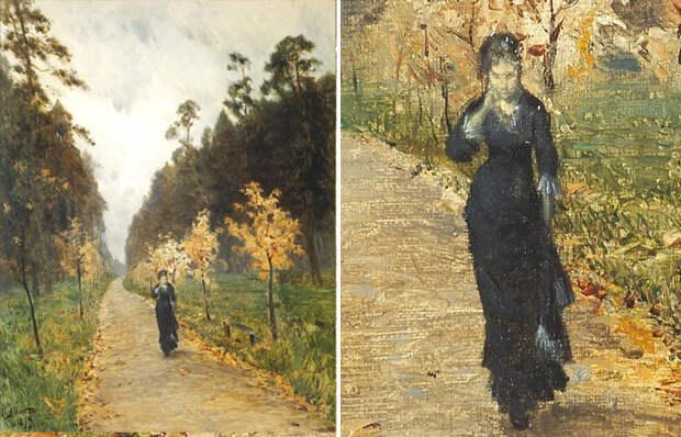 За что художника Левитана дважды высылали из Москвы
