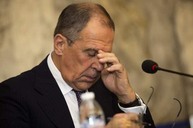 Лавров жестко ответил на наглое предложение Киева относительно Минских соглашений