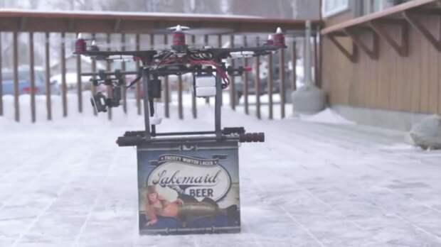 Любителей зимней рыбалки оставят без пива