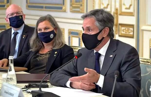 Встреча с Блинкеном: Вашингтон сделал Киеву предложение, от которого нельзя отказаться
