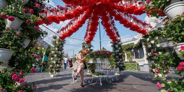 Собянин рассказал о развитии креативных индустрий в Москве. Фото: В. Новиков mos.ru
