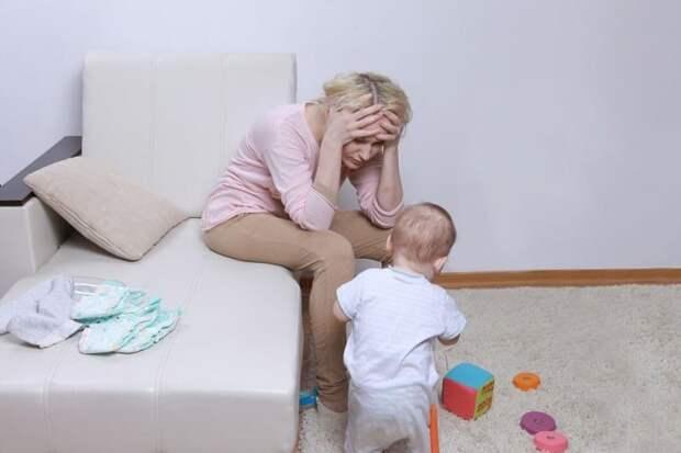 Как быть, если бывший муж не помогает с ребенком