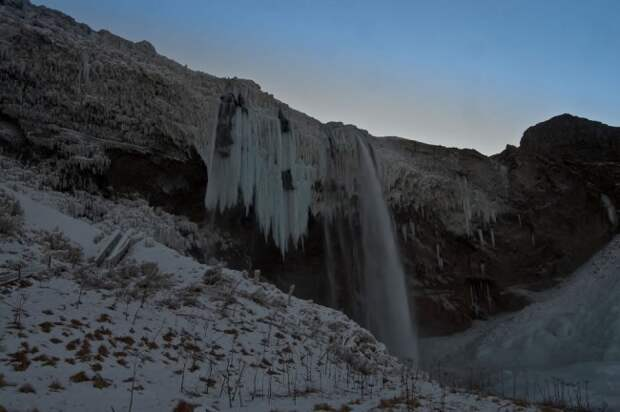 waterfalls09 Красоты водопадов Исландии в фотографиях