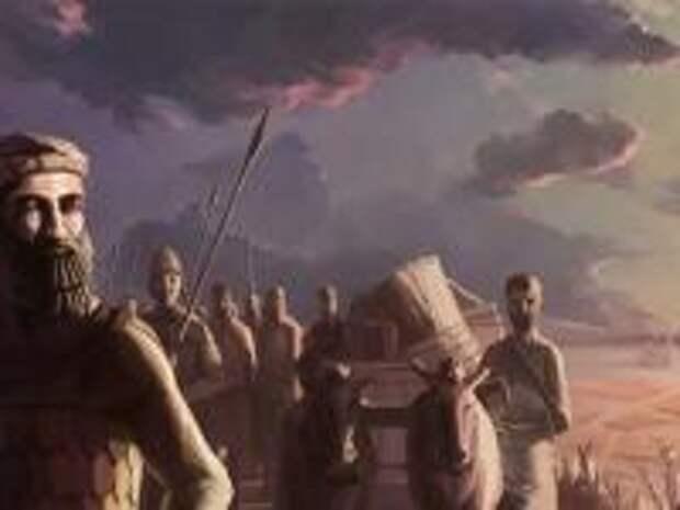 Был ли Алулим (первый царь Шумера и Эриду) библейским Адамом?
