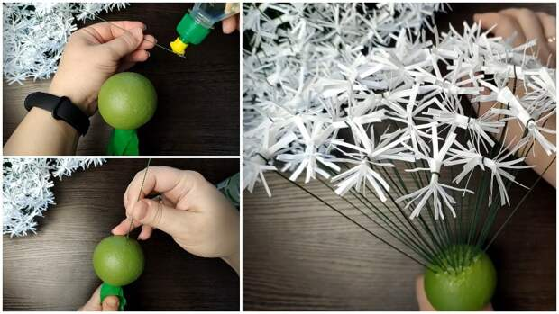 Чудесная идея переработки пластиковых бутылок. Восхитительный садовый декор