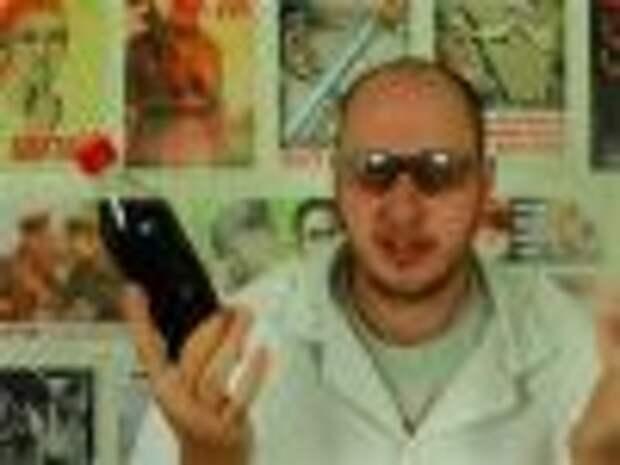 Безумный русский хакер кипятит кока-колу.