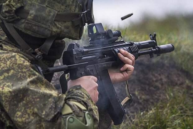 В российскую армию поставлено более 35 тысяч автоматов АК-12
