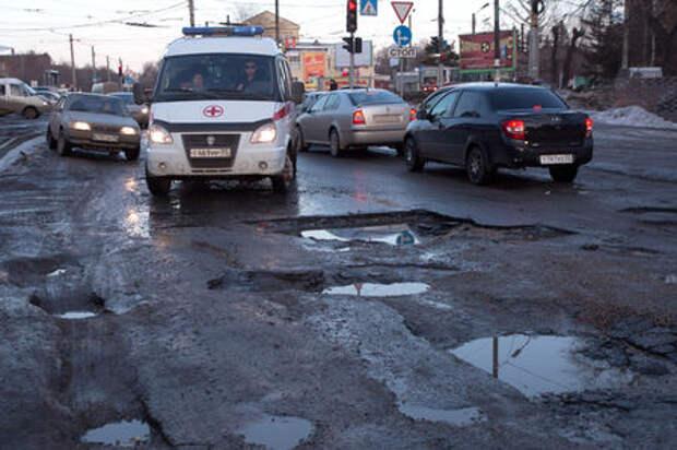 Регионам дадут на строительство и ремонт дорог 31 млрд рублей