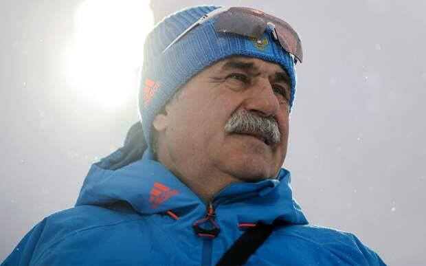 Касперович вошел в тренерский состав сборной России на сезон-2021/22