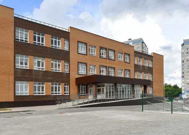 В Ижевске в День знаний откроют новую школу на улице Ильфата Закирова