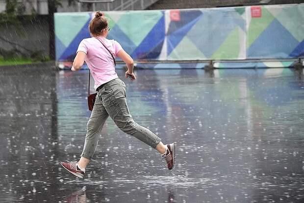 Синоптик рассказала, когда в Москве снова пойдут дожди