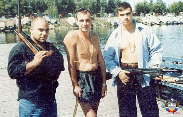Лихие 90-ые годы. Этапы формирования ОПГ в Одессе